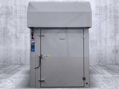 INDUSTRIAL OVEN FOR THE POST CURING PROCESS