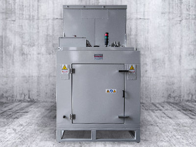 INDUSTRIAL OVENS FOR THE PROCESS OF FIRING BIOMEDICAL COMPONENTS