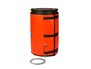 Heating jacket for 200 L drums