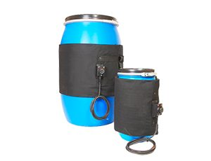 Heating jackets for drums from 25 to 200 L